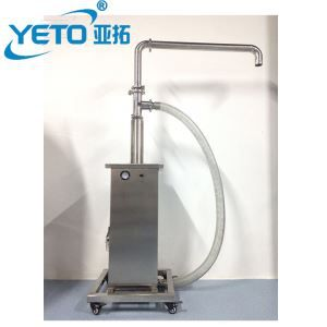 Stainless Steel Piston Meterial Transfer Pump